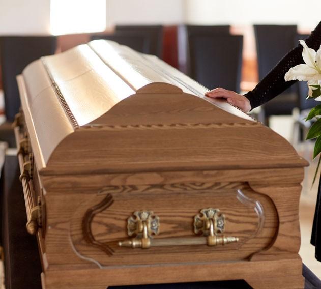 cercueil adapté à Châtillon-sur-Loire