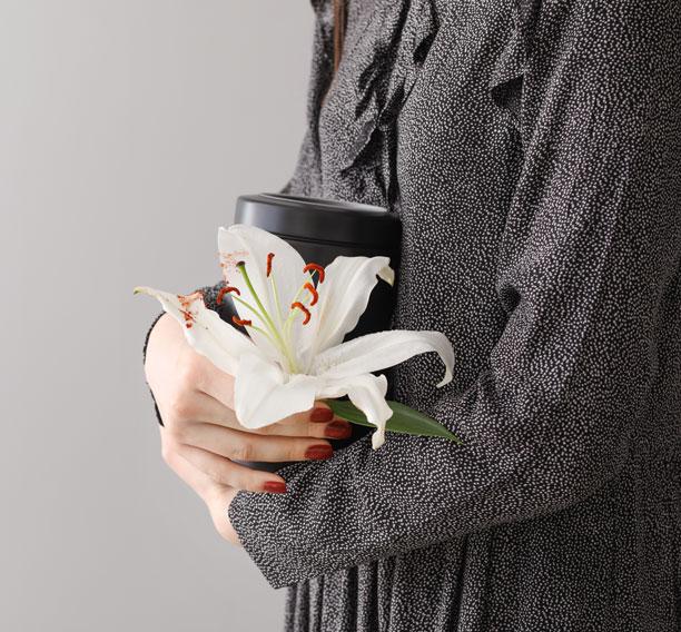 Le choix d'un vase cinéraire