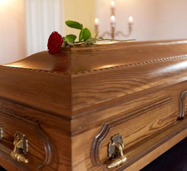 choisir un cercueil pour une personne décédée